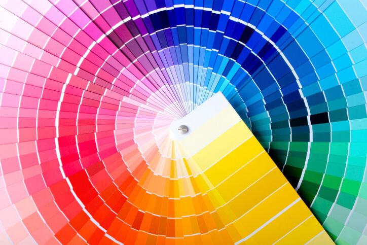 màu sắc trong văn phòng theo phong thủy