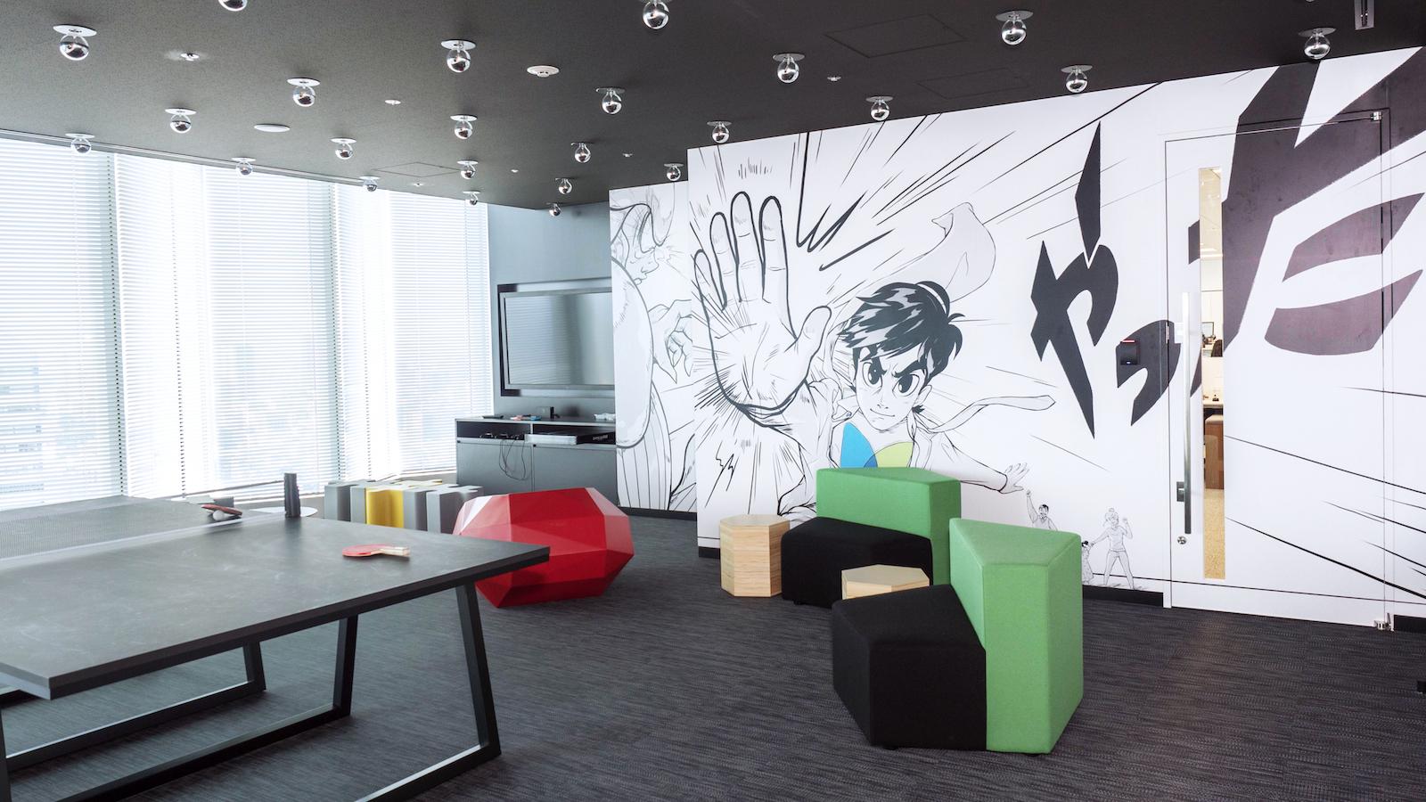 nguyên lý thiết kế văn phòng 2