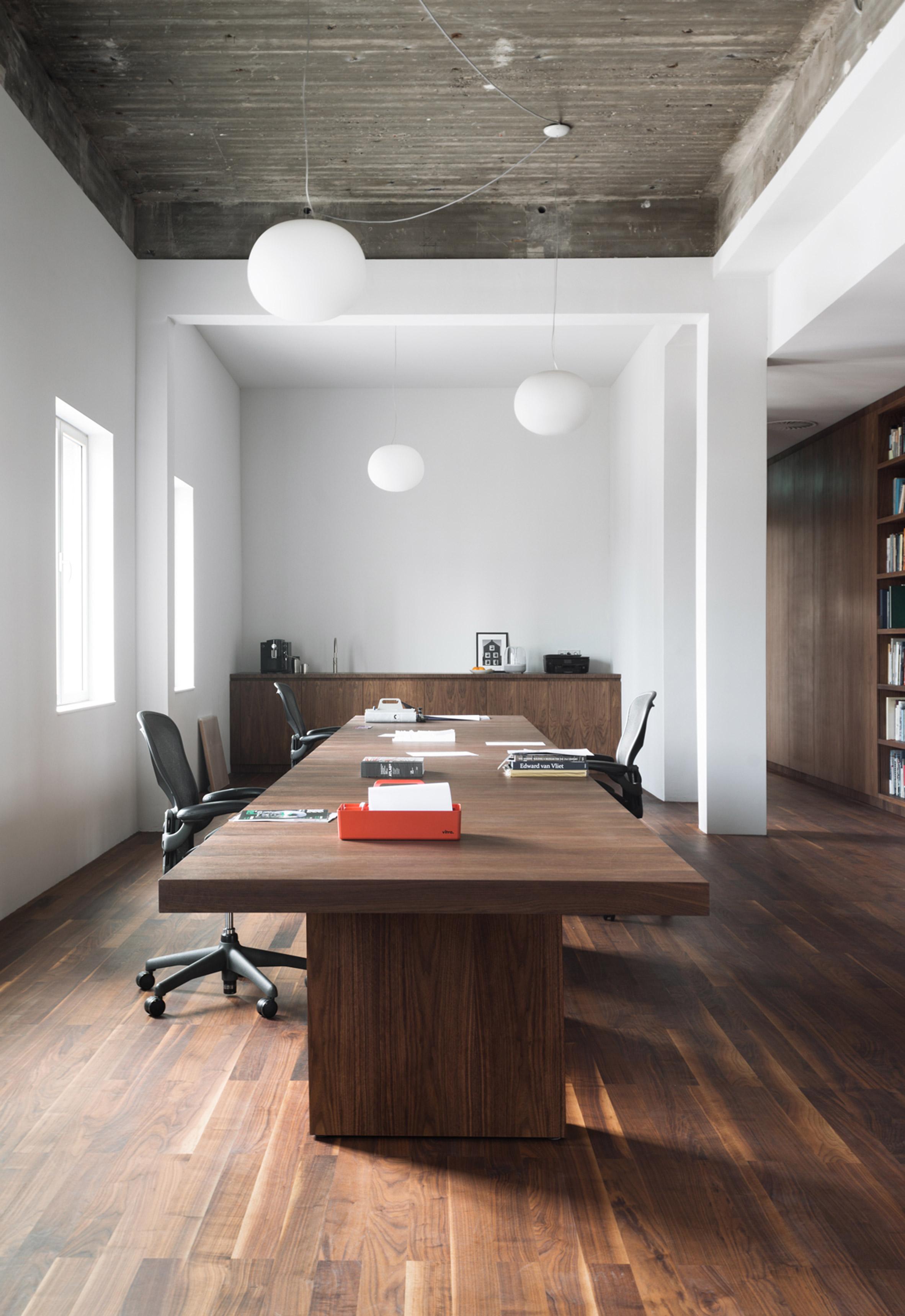 ý tưởng thiết kế văn phòng hiện đại 3