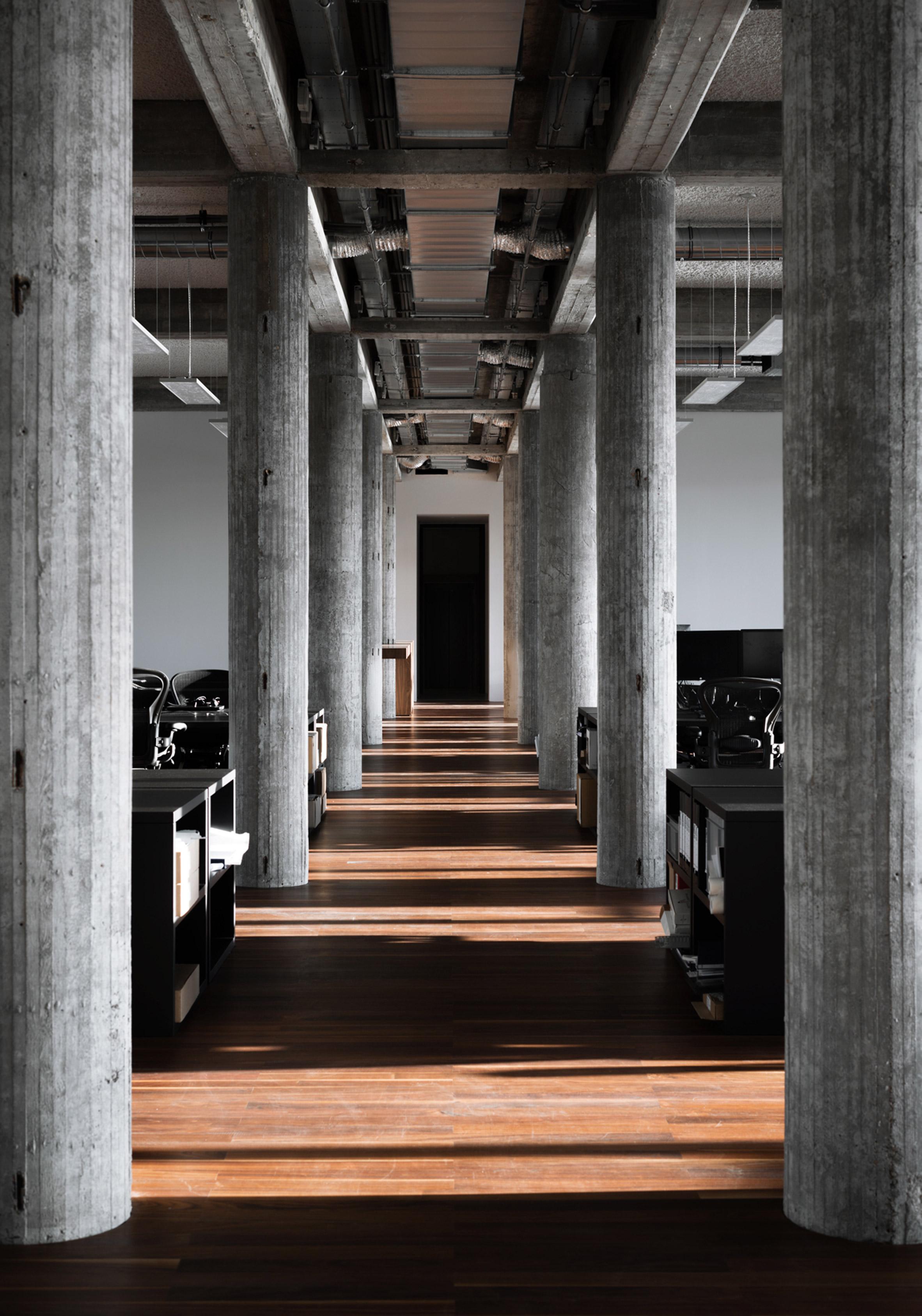 ý tưởng thiết kế văn phòng hiện đại 4