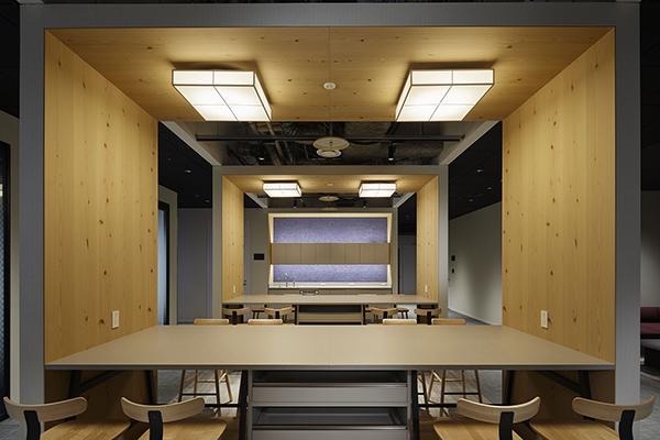 thiết kế văn phòng kiểu nhật indeed