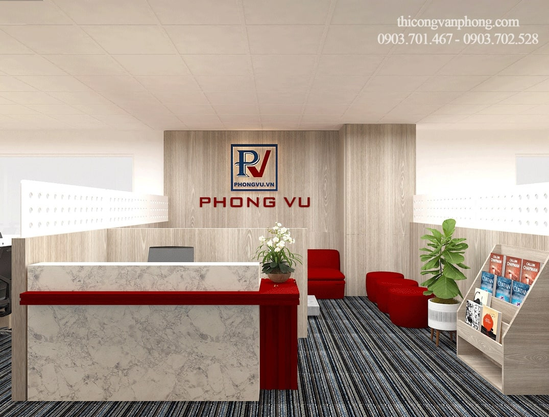 VĂN PHÒNG PHONG VŨ